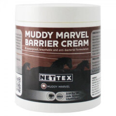 NetTex - Muddy Marvel Barrier Cream - Step 3