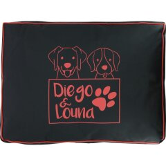 Diego & Louna - Dog Bed medium