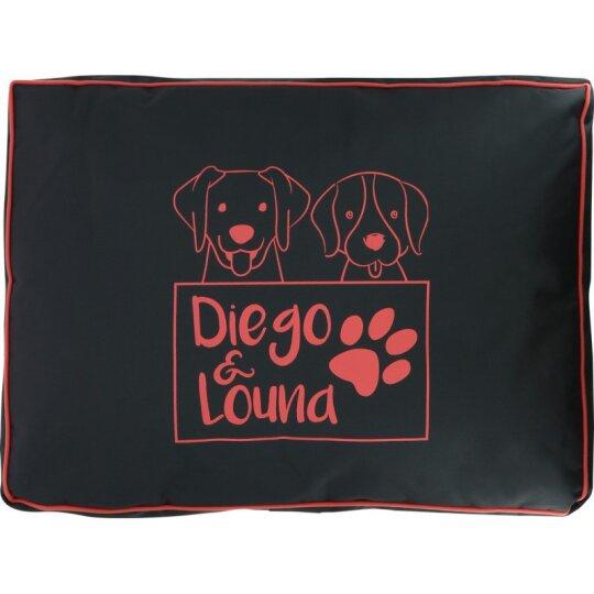 Diego & Louna - Dog Bed large