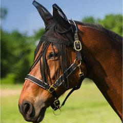 Equithéme - Ørenet med fluegardin Pony